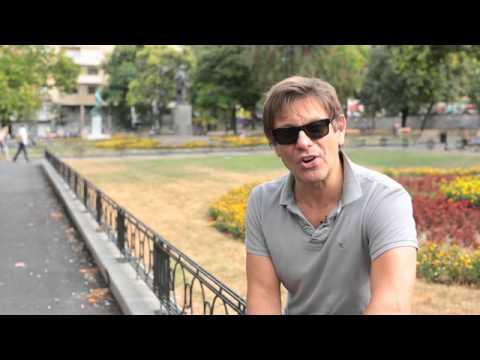 Duran Duran - Roger Taylor checks in from Belgrade.