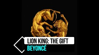 Album Review Lion King The Gift by Beyonce