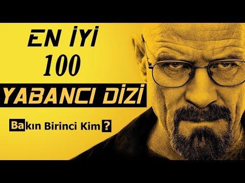 EN İYİ 100 YABANCI DİZİ ÖNERİSİ (Top 100 Tv Series)