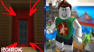 HOW TO MAKE A PORTAL TO THE WORLD OF ROBLOX-MINECRAFT