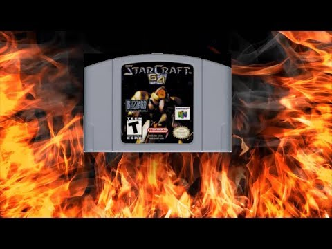 STARCRAFT 64 Is BETTER Than StarCraft PC (PROOF) - Roy Reviews