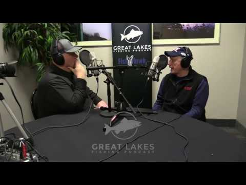 Ludington, Michigan Salmon & Trout Fishing - Great Lakes Fishing Podcast Episode #10