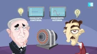 Tesla vs. Edison - Grandes peleas de la ciencia - Proyecto G