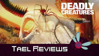 Tael Reviews: Deadly Creatures - Nintendo Wii Game Review