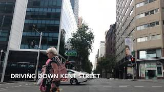 DD APARTMENTS KENT STREET DRIVING INSTRUCTIONS