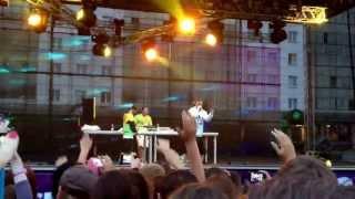 Ярмак - Сердце Пацана - Концерт Беларусь Витебск 2013