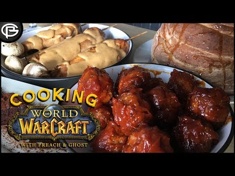The Full Banquet - The WoW Cookbook