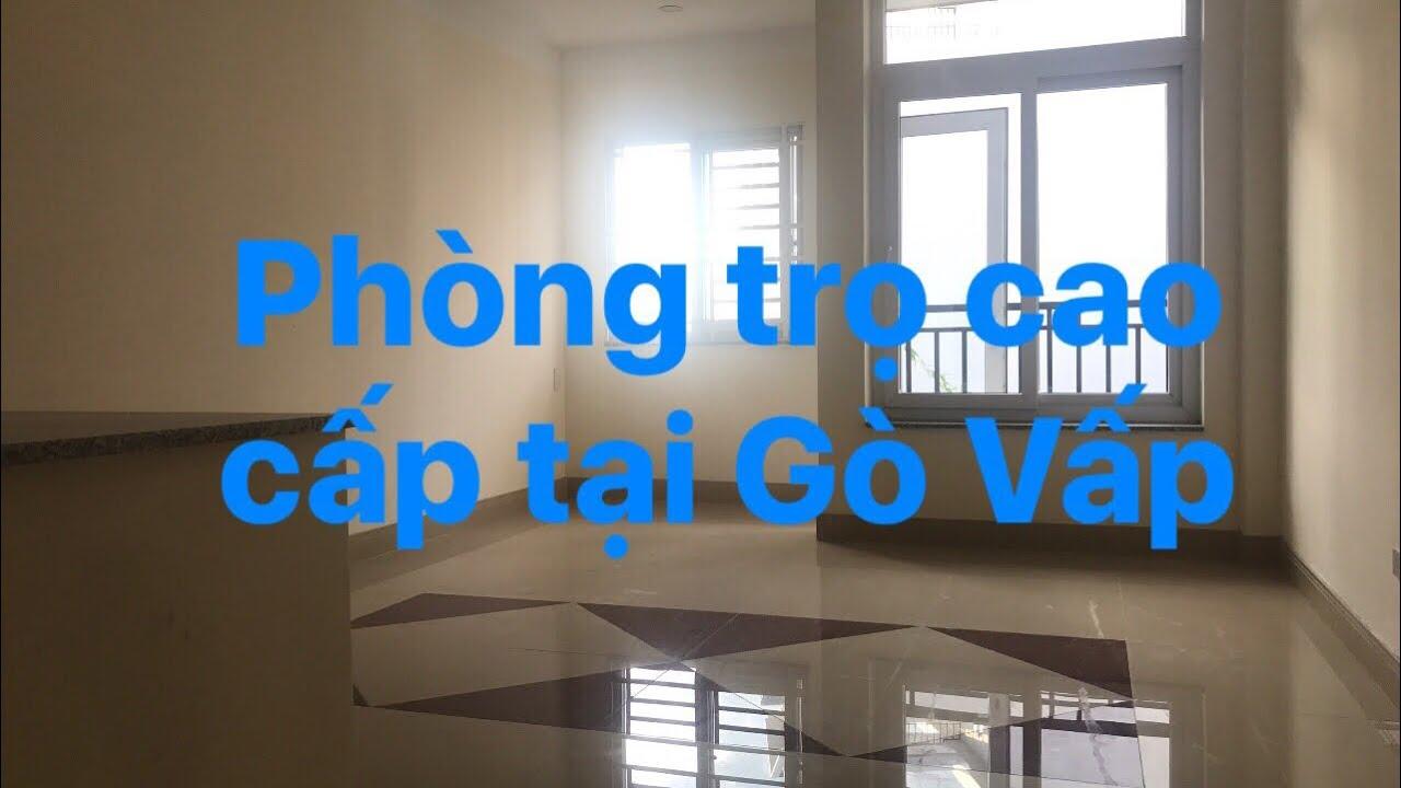Tham quan toàn cảnh căn nhà trọ cao cấp thông dụng nhất hiện nay tại Gò Vấp – Kho Tư liệu Xây dựng