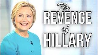 Hillary Clinton Attacks Progressives, Critiques Bernie