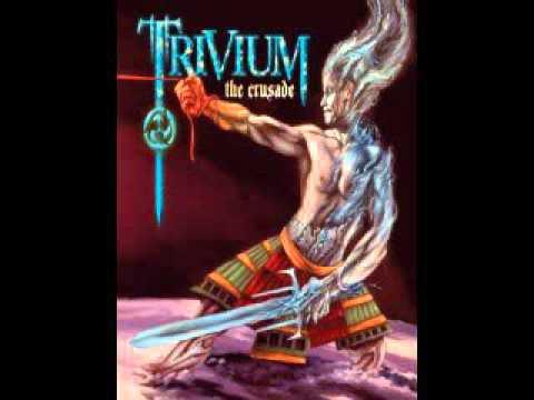 Trivium   The Crusade  Instrumental Audio Track