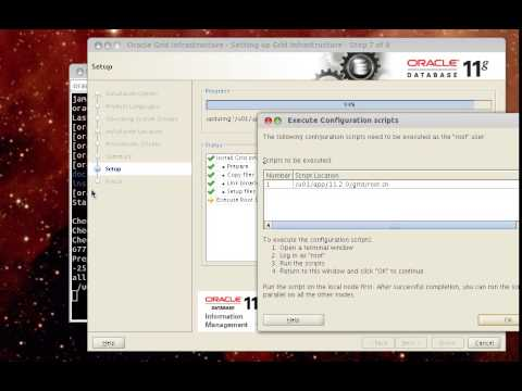 installation of oracle grid infrastructure 11gr2