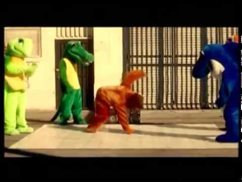 Animal Costume Dancing
