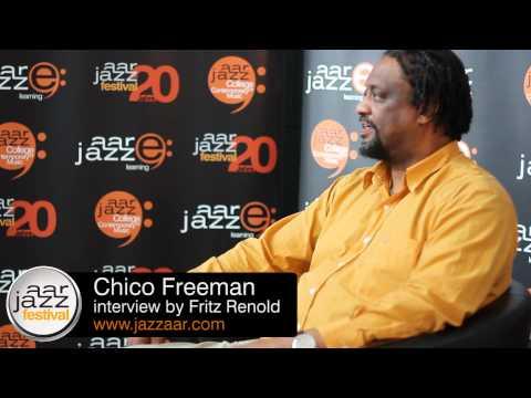 Jazzaar Festival Interview : Chico Freeman
