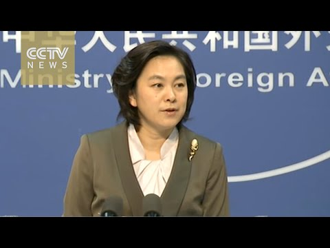 Chinese FM: Japanese diplomat's Beijing visit to improve relations