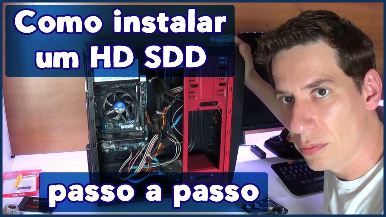 Como instalar SSD no PC (passo a passo)