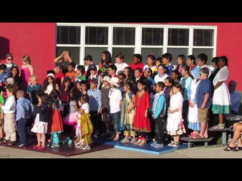 Festival of Cultures 2014- Red Cedar Elementary School