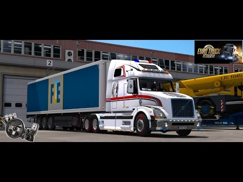 Euro Truck Simulator 2 DLC Vive La France de Paris para Bourges