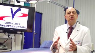Eliminar venas el láser ¿Puede varicosas? tratamiento con las
