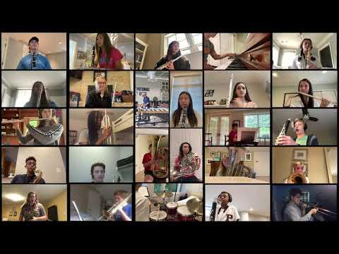 A Million Dreams (The Potomac School Wind Ensemble)