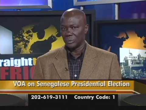VOA French to Africa's Idrissa Fall discuss the Upcoming Senegal Election