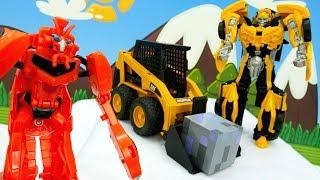 Десептиконы нашли Источник Силы! Трансформеры видео с игрушками.