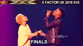 "Dalton Harris and Emeli Sande Duet ""Beneath Your Beautiful"" Family Interview