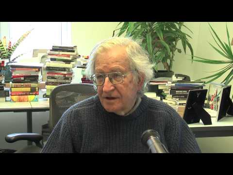 Noam Chomsky on the American Labor Movement