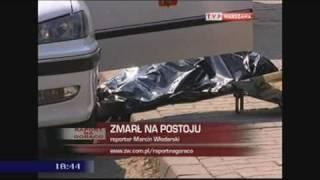 Raport na gorąco - 27.04.2011 - TVP Warszawa