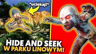 CHOWANEGO NA PARKU LINOWYM - HIDE AND SEEK CS:GO !