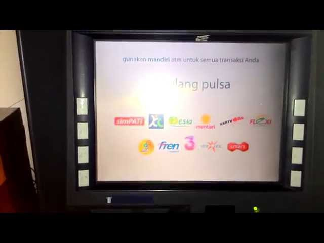 Cara Bayar Listrik via ATM Mandiri