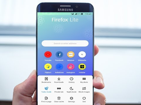 Finally Firefox Lite Available In Play Store For Android (Fast Lightweight Browser)