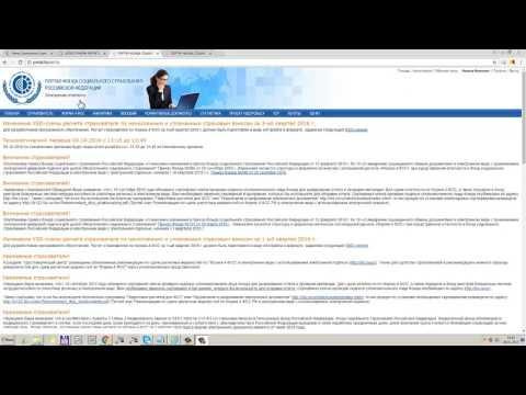 Инструкция по представлению отчетности в ФСС с использованием ЭЦП для юридических лиц