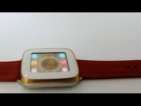 Jump J10 Transparent OLED Smartwatch
