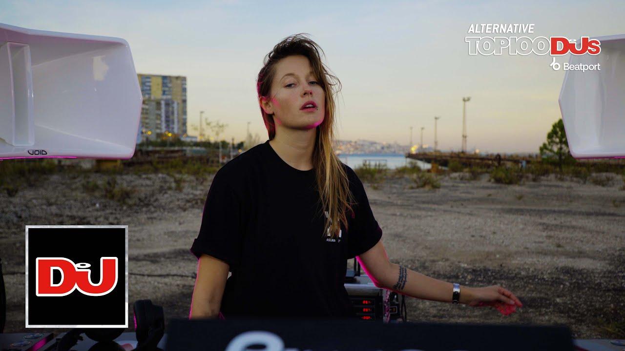 Download Charlotte de Witte Alternative Top 100 DJs Winning DJ set from Lisbon