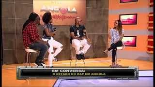 Estado do  Rap em Angola 1 parte