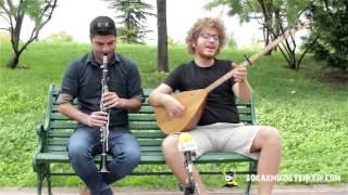 Al Ömrümü Sokak Müzisyenleri Ümit Ateş feat. Erman Klarnet