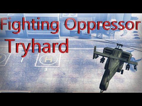 Fighting Oppressor Tryhard | Gta 5 Online