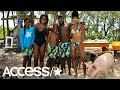 Kevin & Eniko Hart Take Their Family To The Bahamas For Their 2-Year Anniversary! | Access