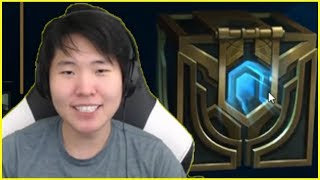 New LoL Player DisguisedToast Trying to Open Hextech Chests... - Best of LoL Streams #252