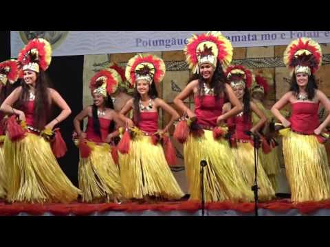 Suliana's Polynesian Dance Academy // Tahitian Dances  // Beautiful Tonga Heilala Festival