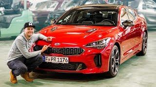 Warum ich den KIA Stinger GT (366 PS) für 56.000€ kaufen würde