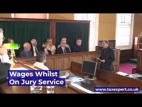 Wages Whilst On Jury Service