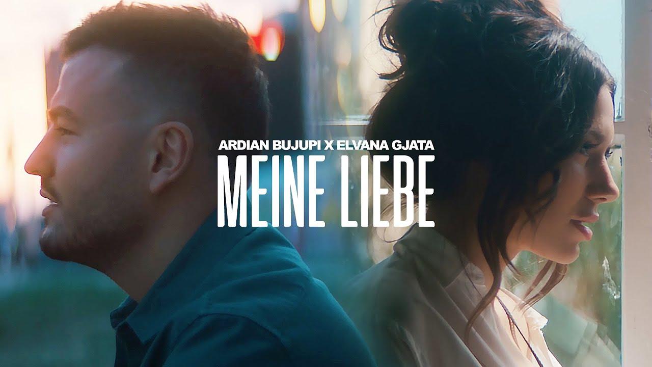Ardian Bujupi X Elvana Gjata - MEINE LIEBE (prod. by Unik)