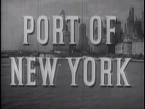 Port of New York (1949) [Film Noir] [Drama]