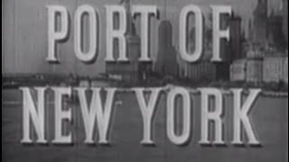 Port of New York (1949) [Film Noir] [Drama]