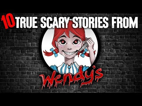 10 TRUE Scary Wendy's Stories!