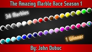 The Amazing Marble Race S1 Part 7