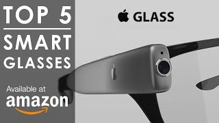 5 Best AR Smart Glasses You Can BUY NOW On Amazon ◈ 2018 ◈
