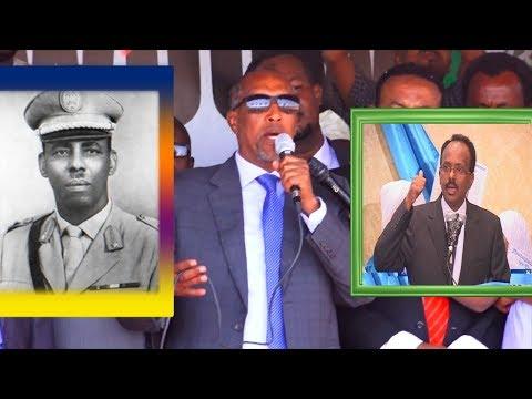 Madaxwaynaha Somaliland oo is barbar dhigay Madaxwayne Farmaajo iyo Siyaad Barre