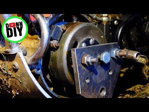 Extremely Simple Flywheel Puller